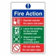 General Fire Action