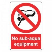 No sub Aqua-equipment