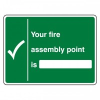 Your Emergency assembly point is