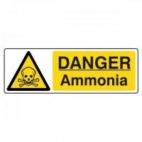 Danger Ammonia