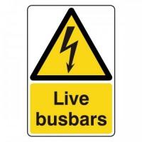 Live busbars