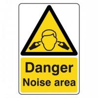 Danger Noise area