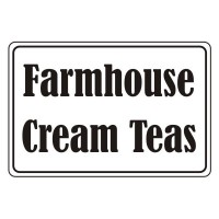 Farmhouse cream teas