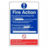 Fire Action