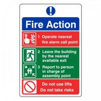Fire Action (with pictures)