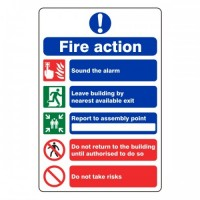 Fire Action 6