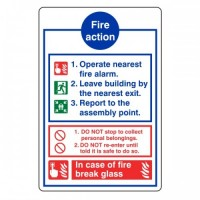Fire Action 12