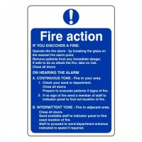 Fire Action H1