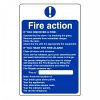 Fire Action H2