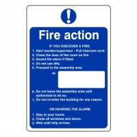 Fire Action H5