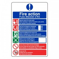 Fire action Multi lingual 2