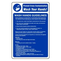 Prevent Cross Contamination Wash Your Hands