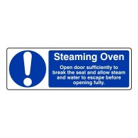 Steaming Oven