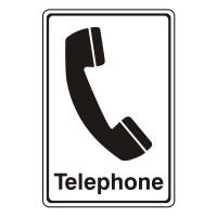 Telephone with Logo