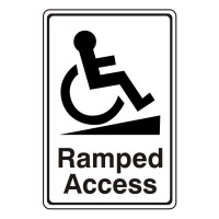 Ramped Access