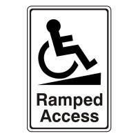 Ramped Access