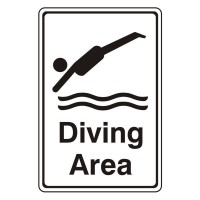 Diving area