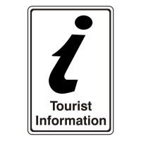 Tourist Information (with logo)