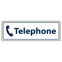 Telephone (with Logo)