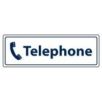 Telephone (with Logo)