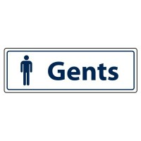 Gents (with logo)