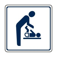 Baby Changing (logo)