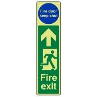 Fire exit (Fire door keep shut)