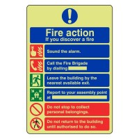 Fire action 8