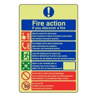 Fire action 9