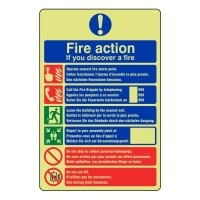 Fire action 10