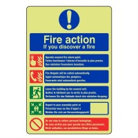 Fire action 11