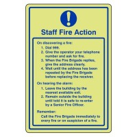 Staff fire action 1