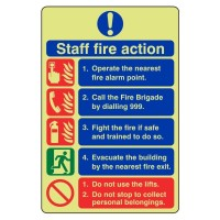 Staff fire action 2