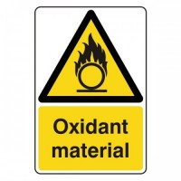 Oxidant material