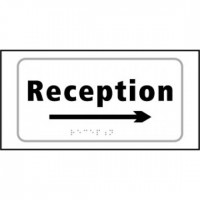 Reception (arrow right)