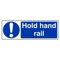 Hold hand rail