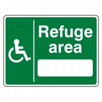 Refuge area