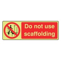 Do not use scaffolding
