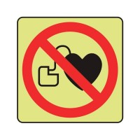No Pacemakers logo