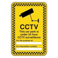 Security Notice CCTV