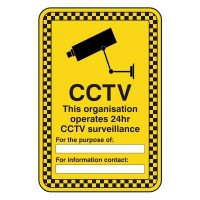 CCTV this organisation operates 24-hour CCTV surveillance
