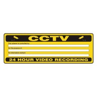 CCTV 24-hour video recording
