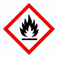 Flammable - CLP Sign