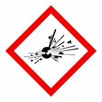 Explosive - CLP Sign