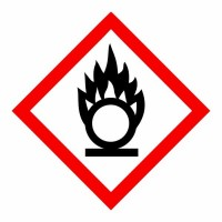 Oxidizing - CLP Sign
