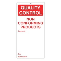 Non Conforming products