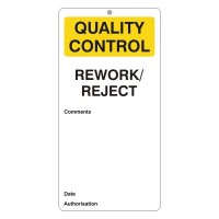 Rework-Reject