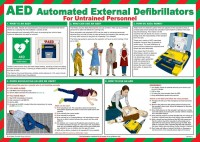 (AED) Automatic External Defibrillators