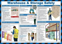 Warehouse and storage safety