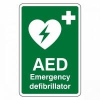 AED Emergency defibrillator